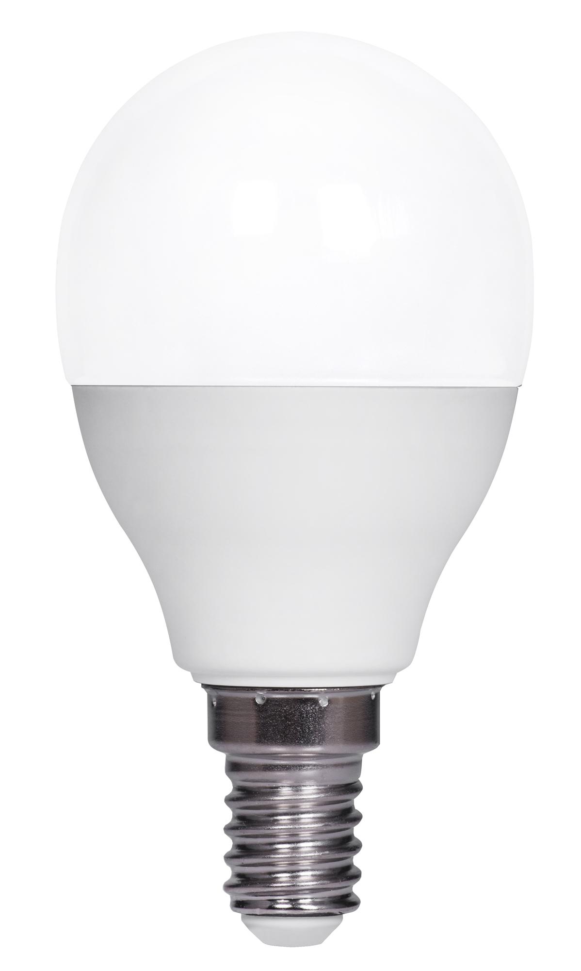 LED SMD AJE-DS4014G Mglob 650lm 7W E14 b.ciepła