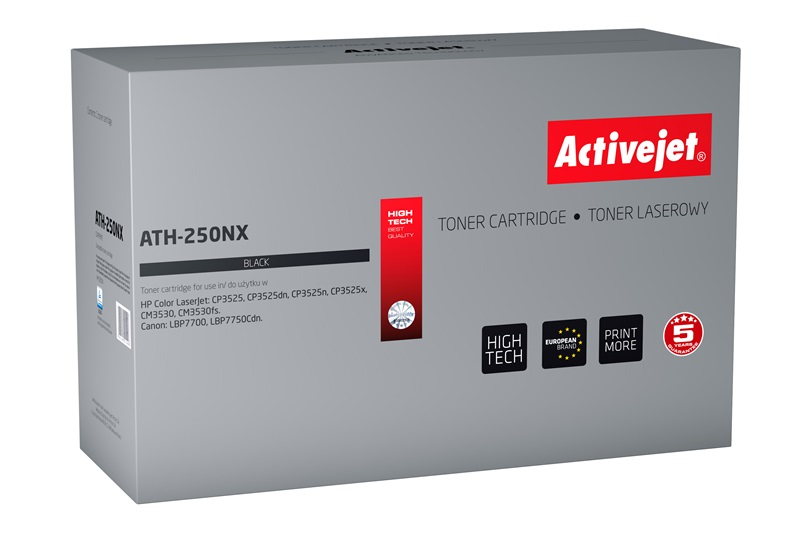 ActiveJet ATH-250NX toner laserowy do drukarki HP (zamiennik CE250X)
