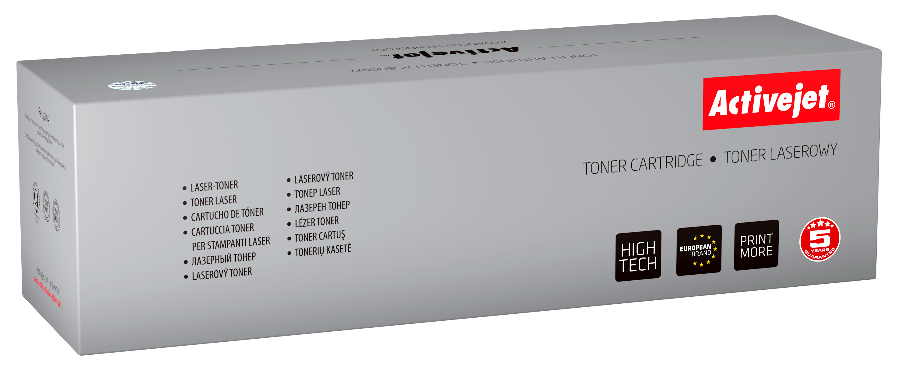 Activejet toner do Minolta TN512Y new ATM-512YN