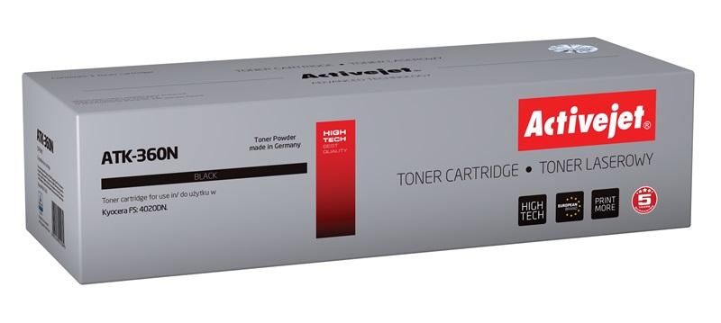 ActiveJet ATK-360N toner laserowy do drukarki Kyocera (zamiennik TK-360)