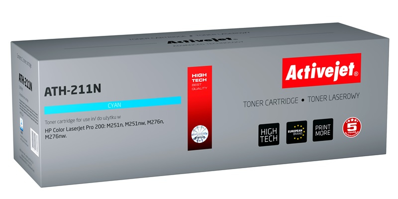 ActiveJet ATH-211N toner laserowy do drukarki HP (zamiennik CF211A)