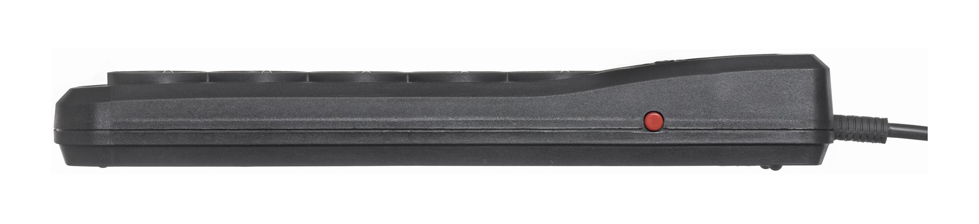 LISTWA PRZECIWPRZEPIĘCIOWA ACJ 5G/3M/BEZP. AUTO/CZ