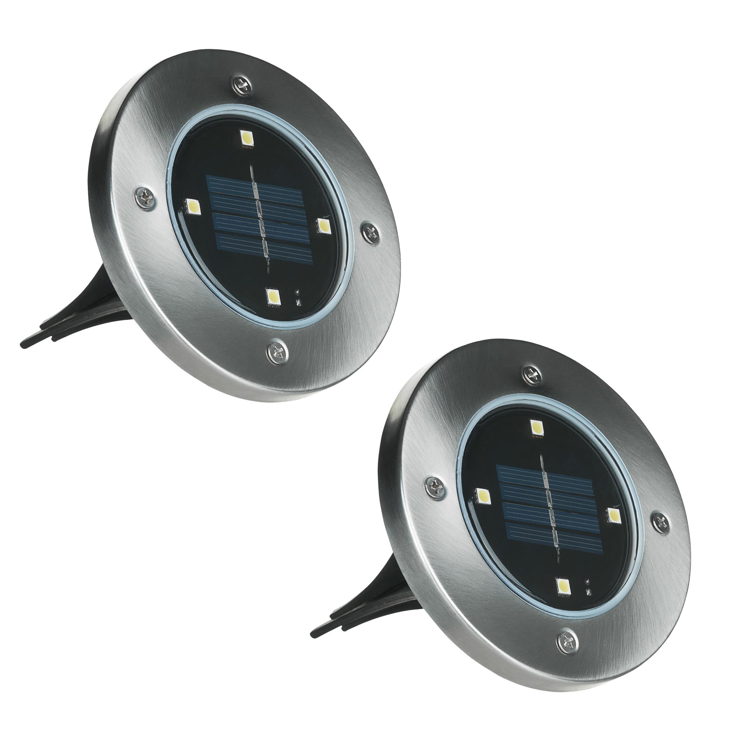 Zestaw 2 szt. Lamp Solarnych AJE-SOLI 2