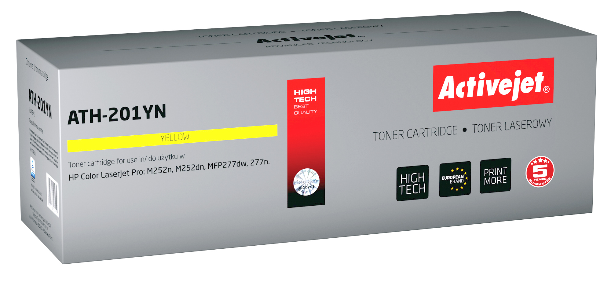 ActiveJet toner do HP CF402A new ATH-201YN