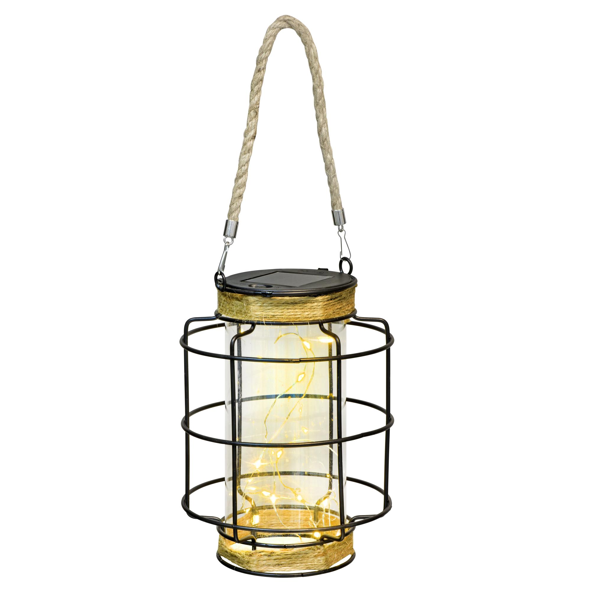 Lampion solarny LED Activejet AJE-PEONIA