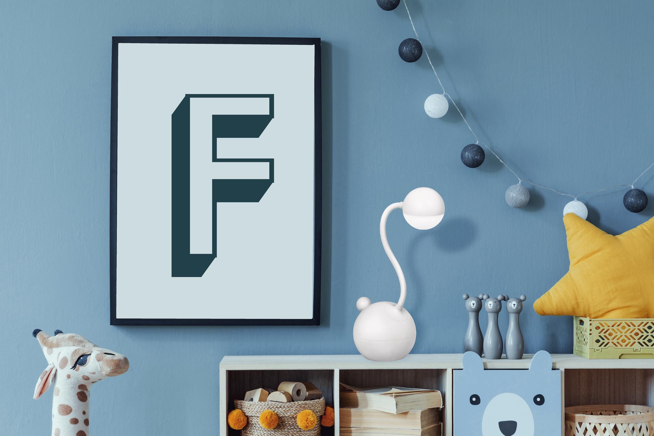 Lampka biurkowa LED Activejet biała AJE-FIXI White