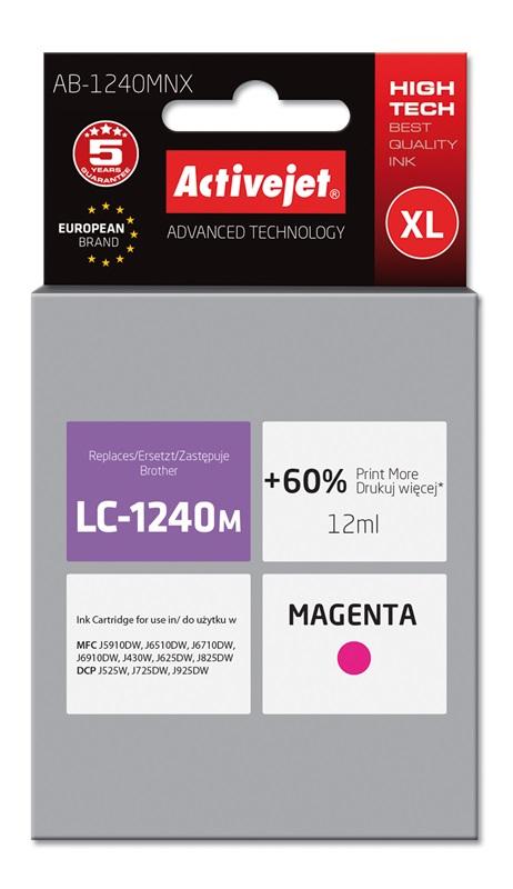 ActiveJet AB-1240MNX tusz purpurowy