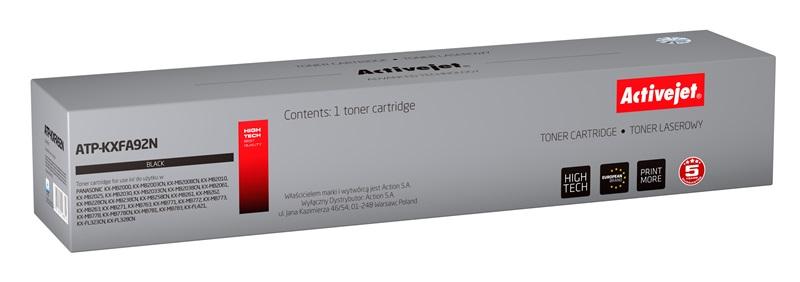 ActiveJet ATP-KXFA92N [AT-KXFA92N] toner laserowy do drukarki Panasonic (zamiennik KXFAT92)