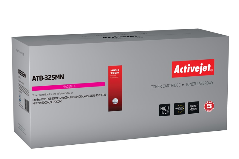 ActiveJet ATB-325MN toner laserowy do drukarki Brother (zamiennik TN325M)