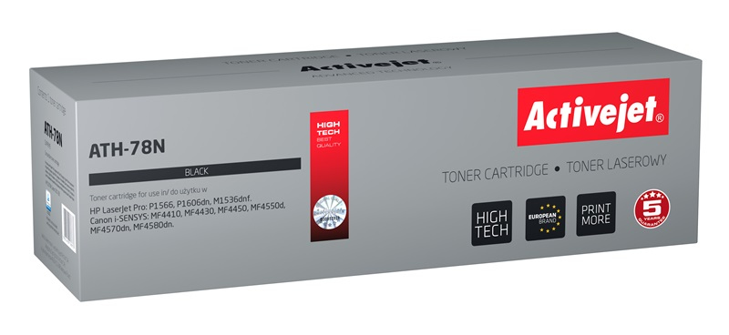 ActiveJet AT-78N toner laserowy do drukarki HP.
