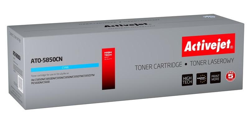 ActiveJet ATO-5850CN toner laserowy do drukarki OKI (zamiennik 43865723)