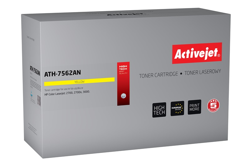ActiveJet toner do HP 314A Q7562A reg ATH-7562AN