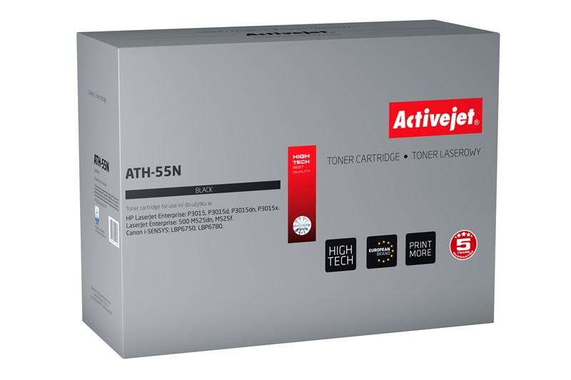 ActiveJet ATH-55N toner laserowy do drukarki HP (zamiennik CE255A)
