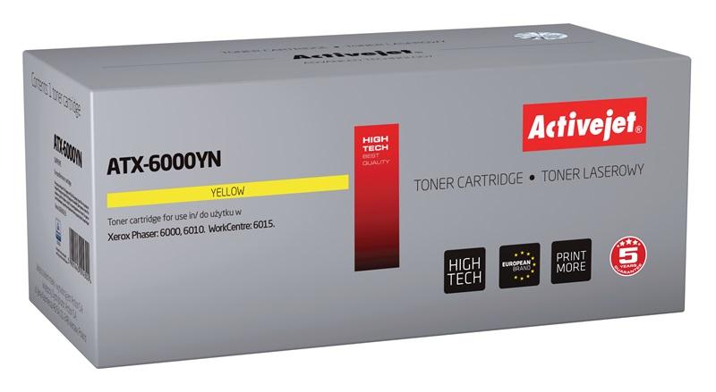 ActiveJet ATX-6000YN toner laserowy do drukarki Xerox (zamiennik 106R01633)