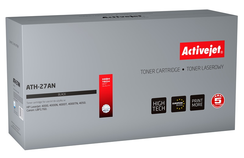 ActiveJet ATH-27AN [AT-27AN] toner laserowy do drukarki HP (zamiennik C4127A)