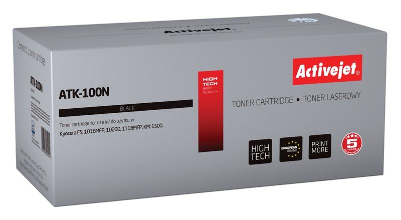 ActiveJet ATK-100N [AT-K100N] toner laserowy do drukarki Kyocera (zamiennik TK-100, TK-18)