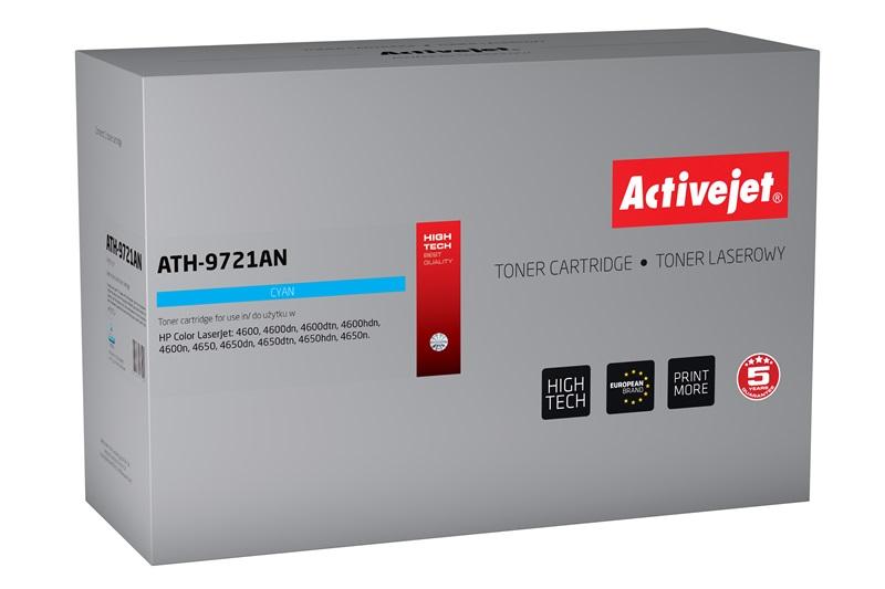 ActiveJet ATH-9721AN toner laserowy do drukarki HP (zamiennik C9721A)