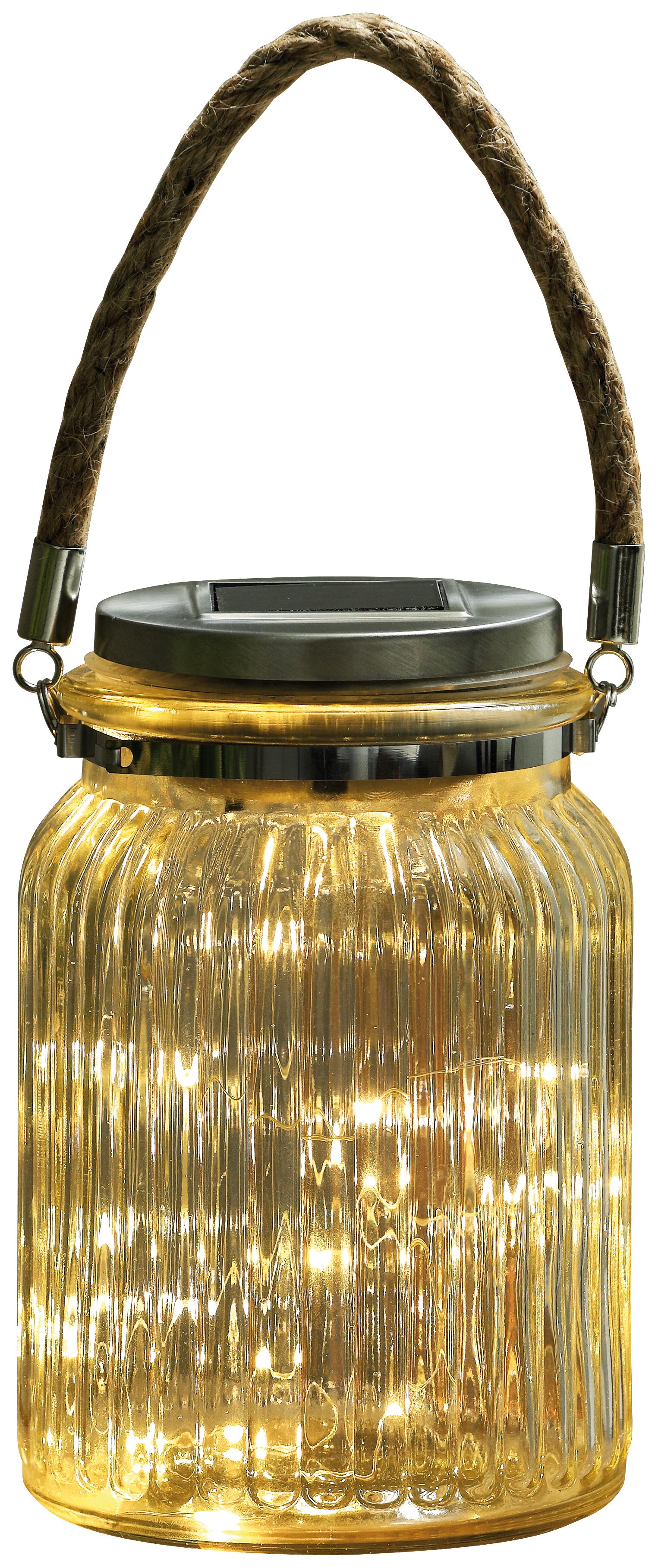 Lampion solarny LED Activejet AJE-BERGENIA