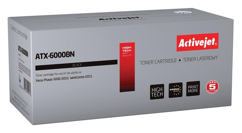 ActiveJet ATX-6000BN toner laserowy do drukarki Xerox (zamiennik 106R01634)