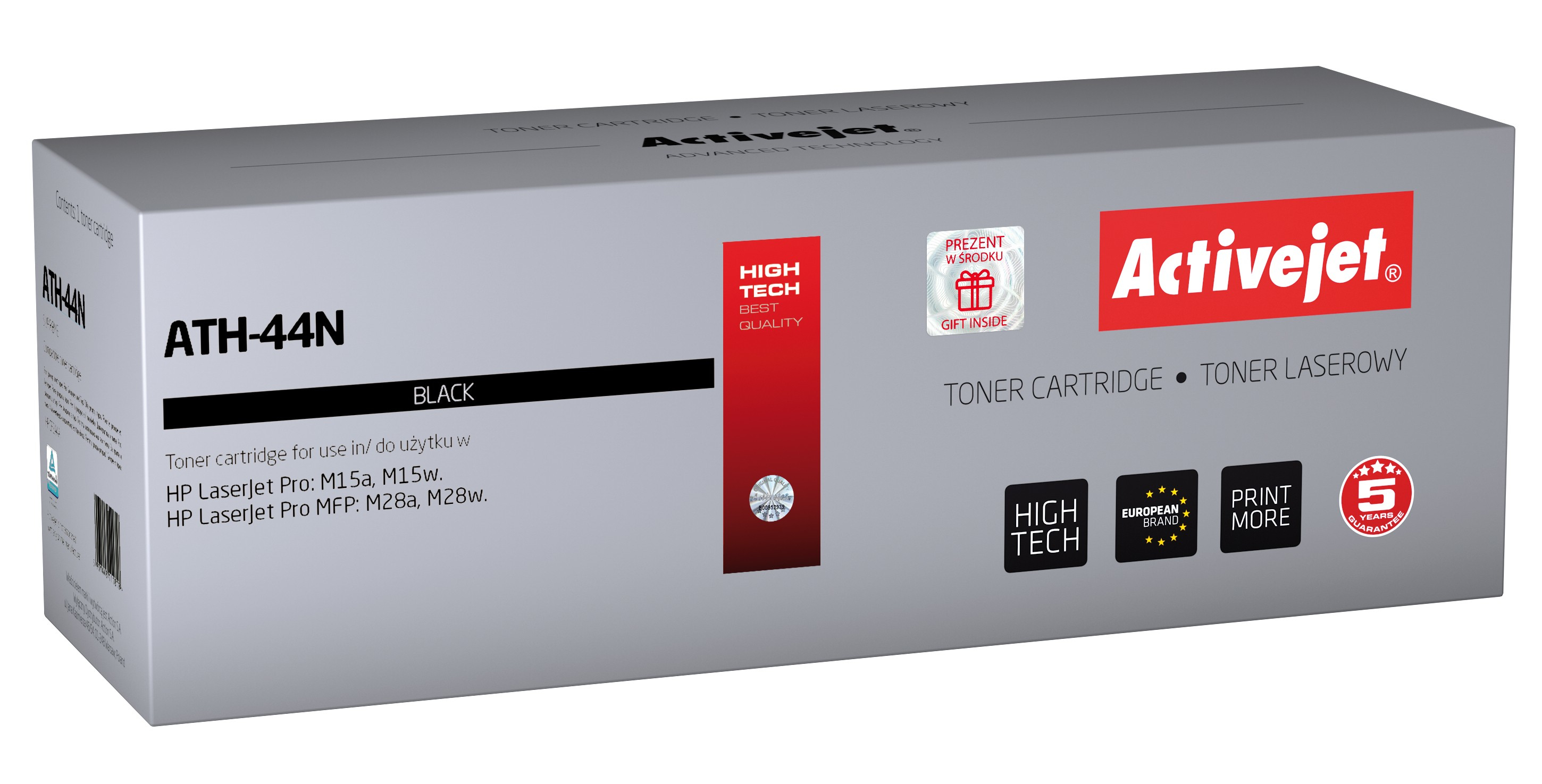 Activejet toner do HP CF244A new ATH-44N