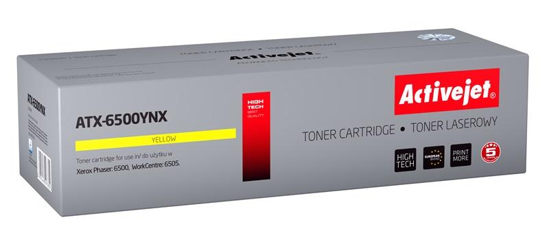 ActiveJet ATX-6500YNX żółty toner do drukarki laserowej Xerox (zamiennik 106R01603) Supreme