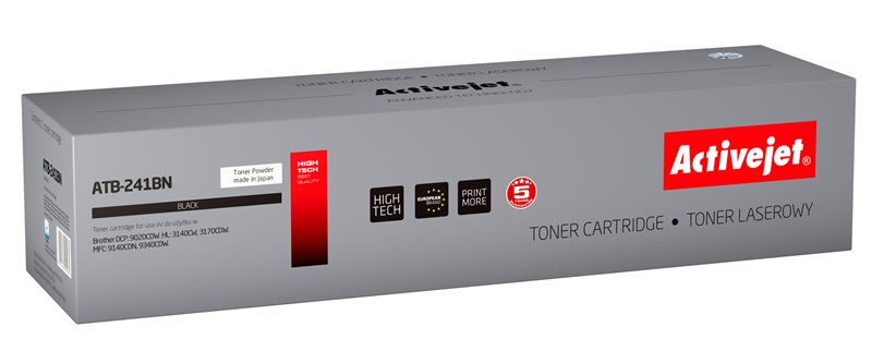 ActiveJet ATB-241BN toner laserowy do drukarki Brother (zamiennik TN241BK)