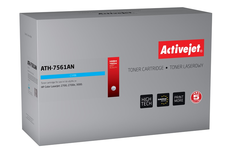 ActiveJet toner do HP 314A Q7561A reg ATH-7561AN