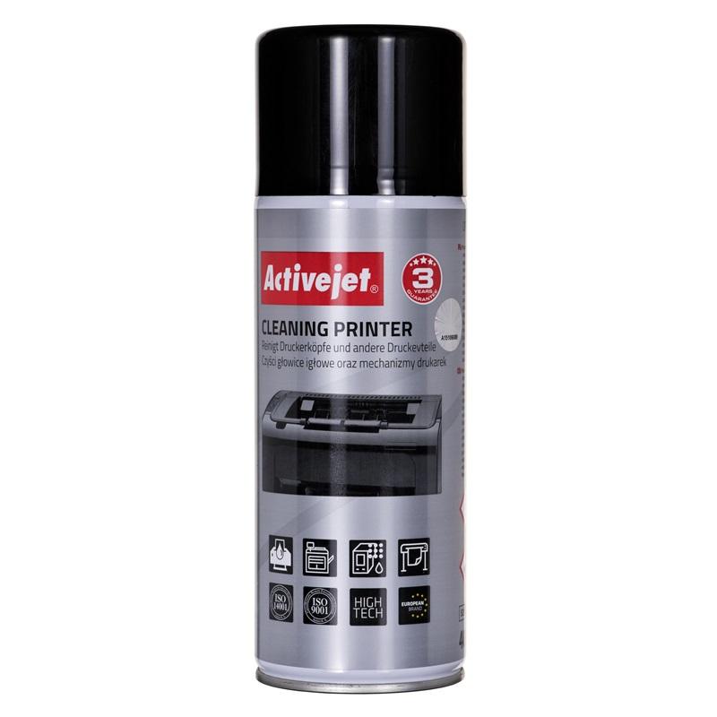 Activejet środek do mycia drukarek 400ml  AOC-401