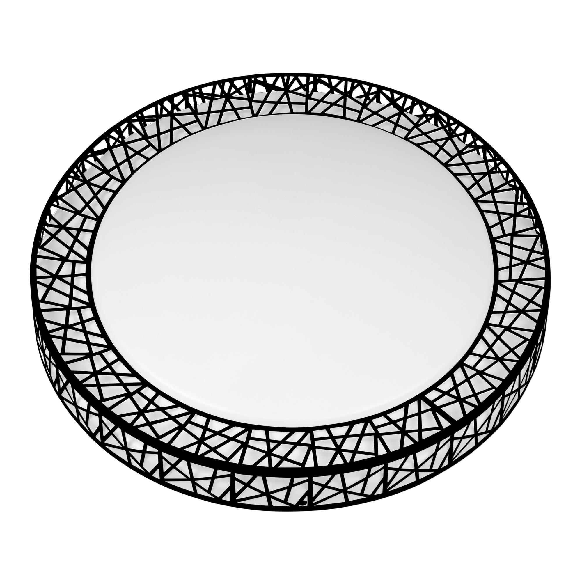 Plafon LED Activejet AJE-DOLCE Black