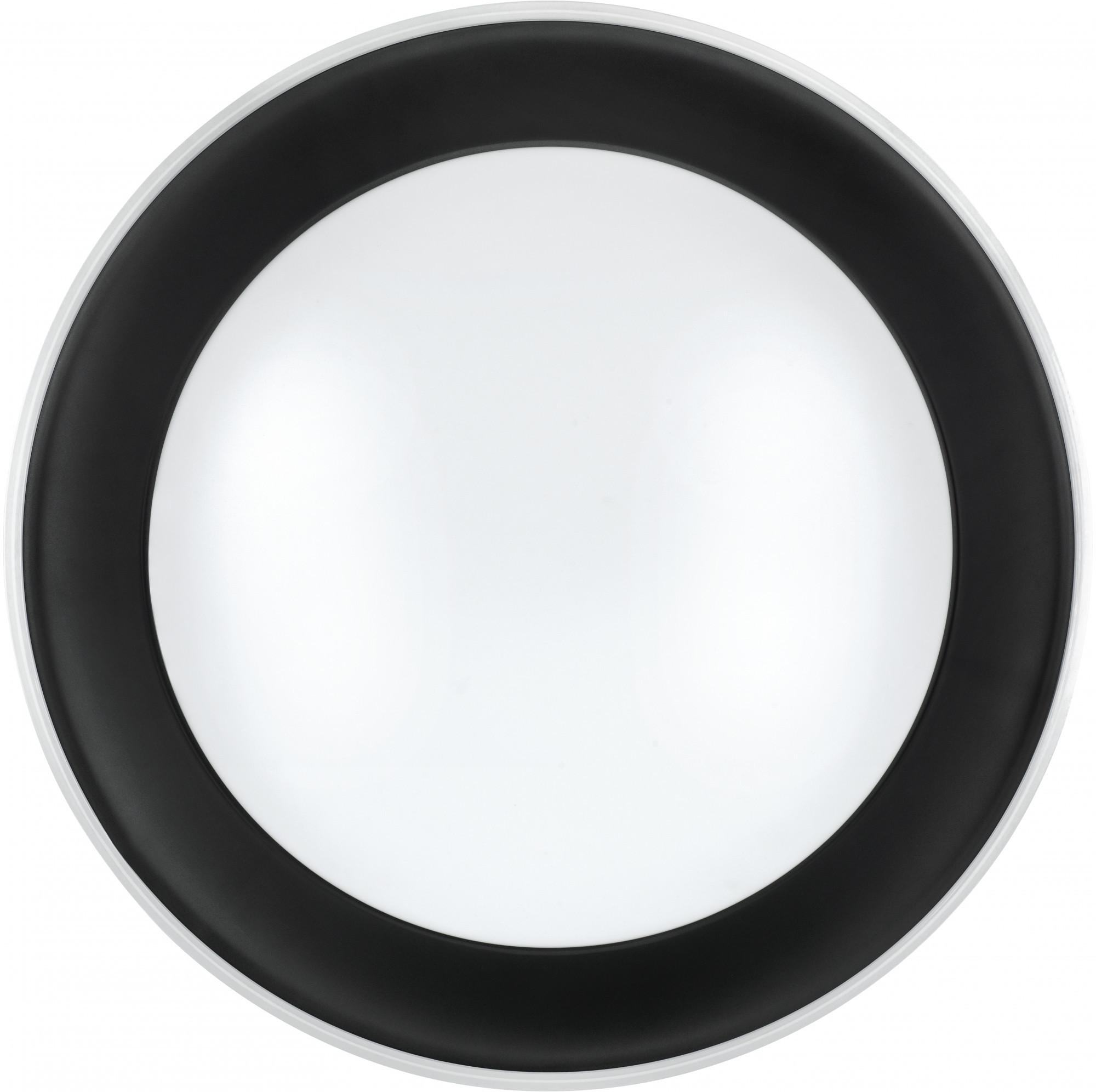 Plafon LED Activejet AJE-KRIS Black + pilot