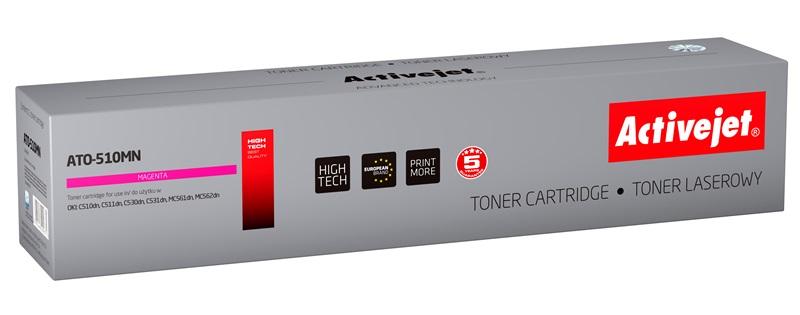 ActiveJet ATO-510MN toner laserowy do drukarki OKI (zamiennik 44469723)