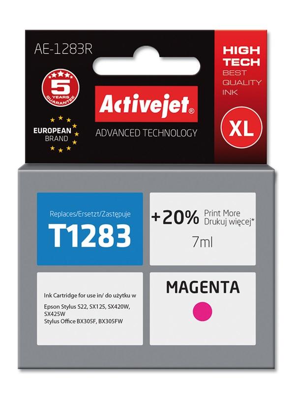 ActiveJet AE-1283R tusz magenta do drukarki Epson (zamiennik T1283)
