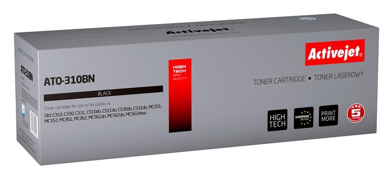 ActiveJet ATO-310BN toner laserowy do drukarki OKI (zamiennik 44469803)