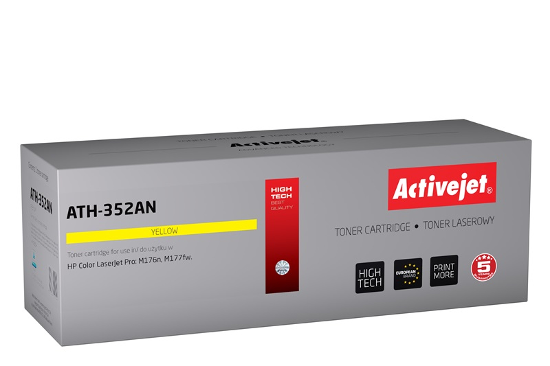 ActiveJet toner do HP CF352A new ATH-352AN