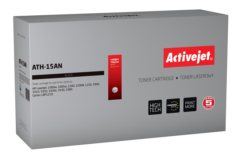 ActiveJet AT-15AN toner laserowy do drukarki HP (zamiennik C7115A)