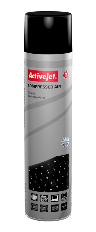 ActiveJet Sprężone powietrze 600ml