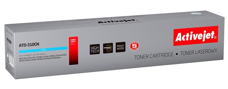 ActiveJet ATO-310CN toner laserowy do drukarki OKI (zamiennik 44469706)
