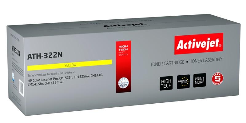ActiveJet ATH-322N toner laserowy do drukarki HP (zamiennik CE322A)