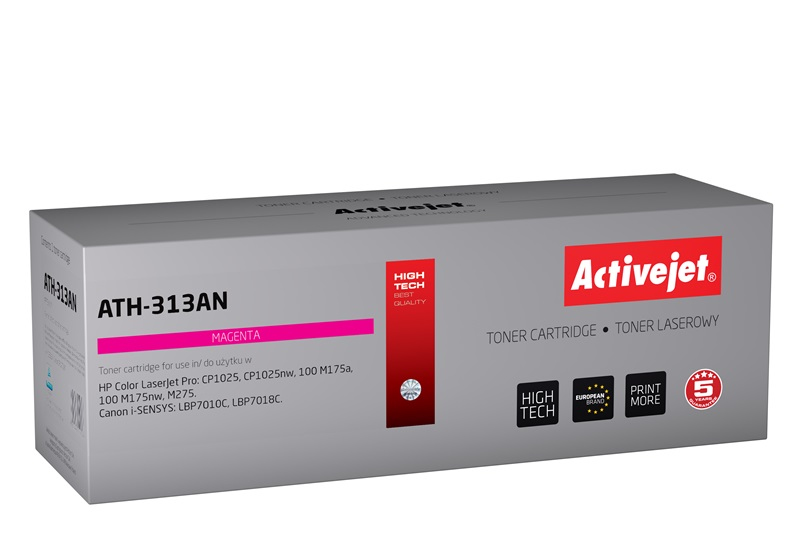 ActiveJet ATH-313AN toner laserowy do drukarki HP (zamiennik CE313A)