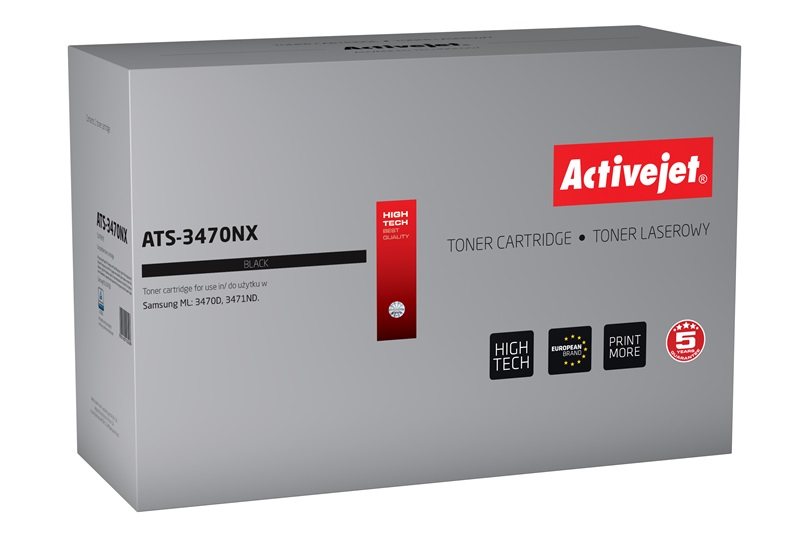ActiveJet ATS-3470NX [AT-D3470NX] toner laserowy do drukarki Samsung (zamiennik ML-D3470B)