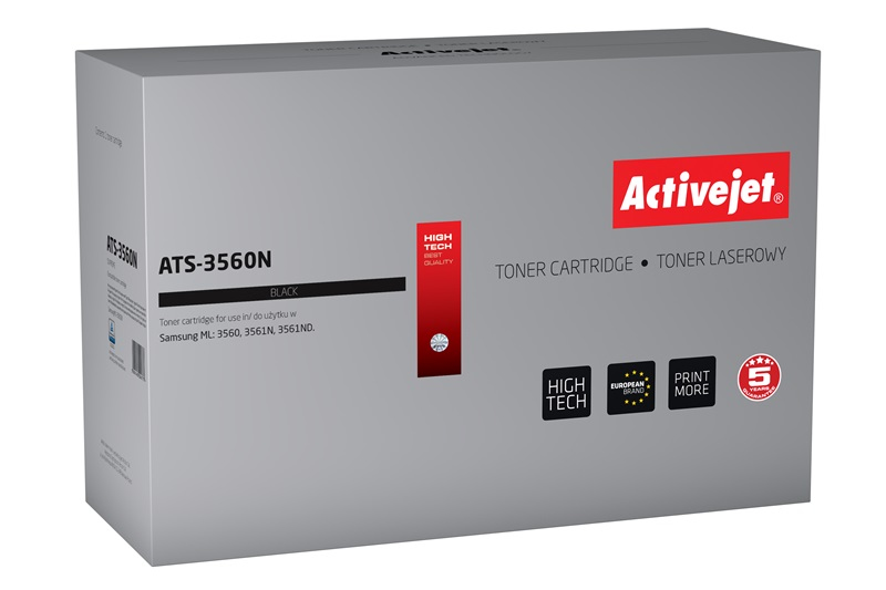 ACJ toner SAMSUNG ML-3560D8 100% NEW  ATS-3560N