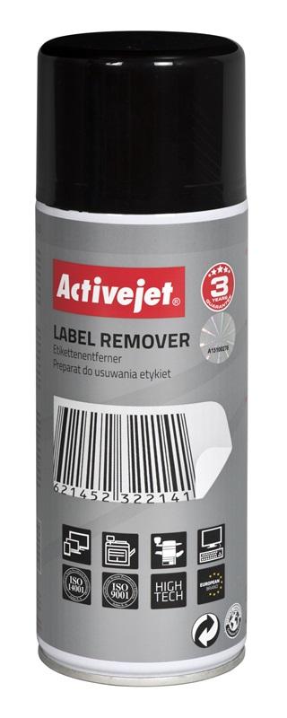 Activejet środek do usuwania etykiet 400ml  AOC-400