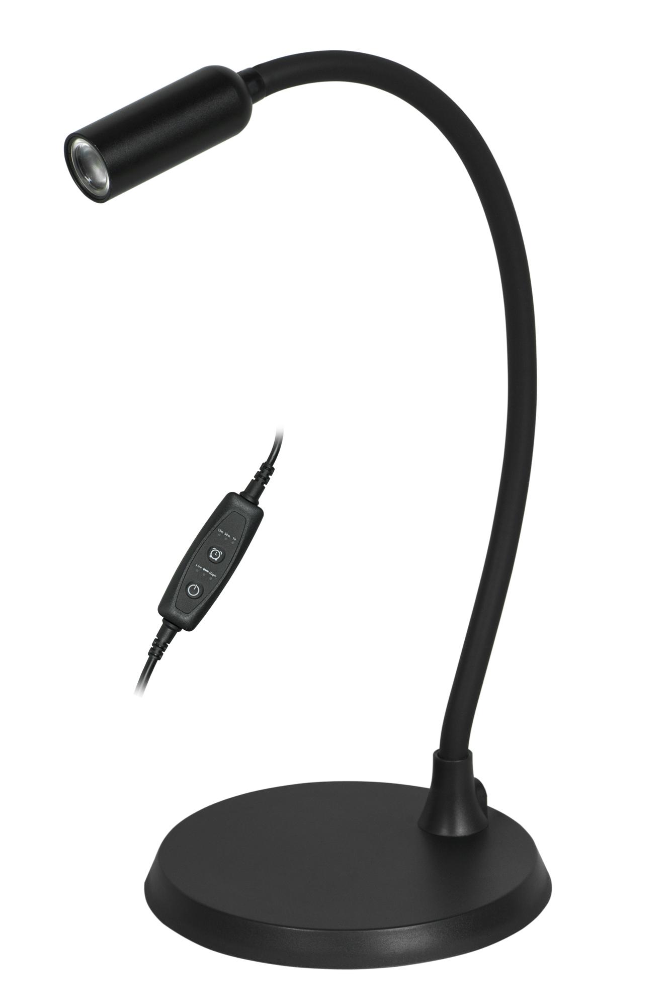Lampka biurkowa LED Activejet czarna AJE-LILI