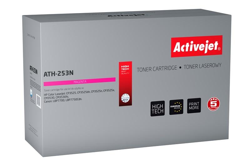 ActiveJet ATH-253N toner laserowy do drukarki HP (zamiennik CE253A)