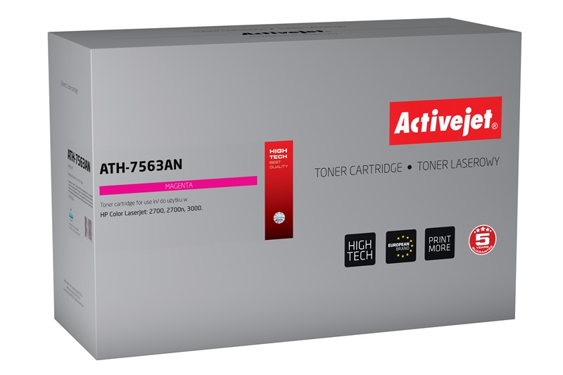 ActiveJet toner do HP 314A Q7563A reg ATH-7563AN
