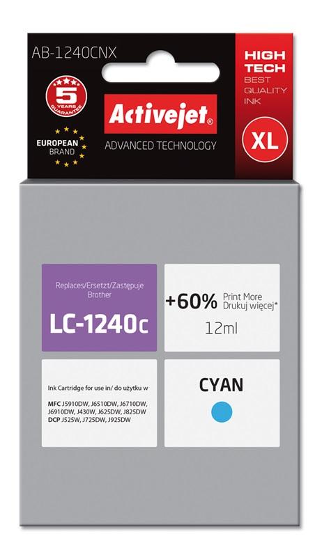 ActiveJet AB-1240CNX tusz błękitny..
