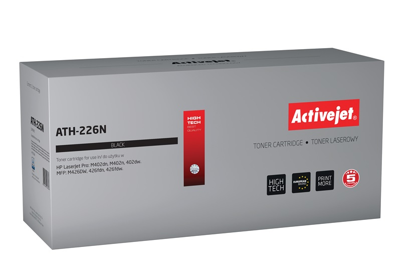 ActiveJet toner do HP 26A CF226A new ATH-226N