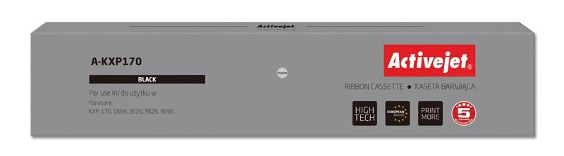 ActiveJet A-KXP170 kaseta barwiąca kolor czarny do drukarki igłowej Panasonic (z