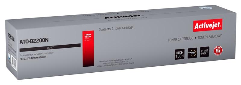 ActiveJet ATO-B2200N toner laserowy do drukarki OKI (zamiennik 43640302)