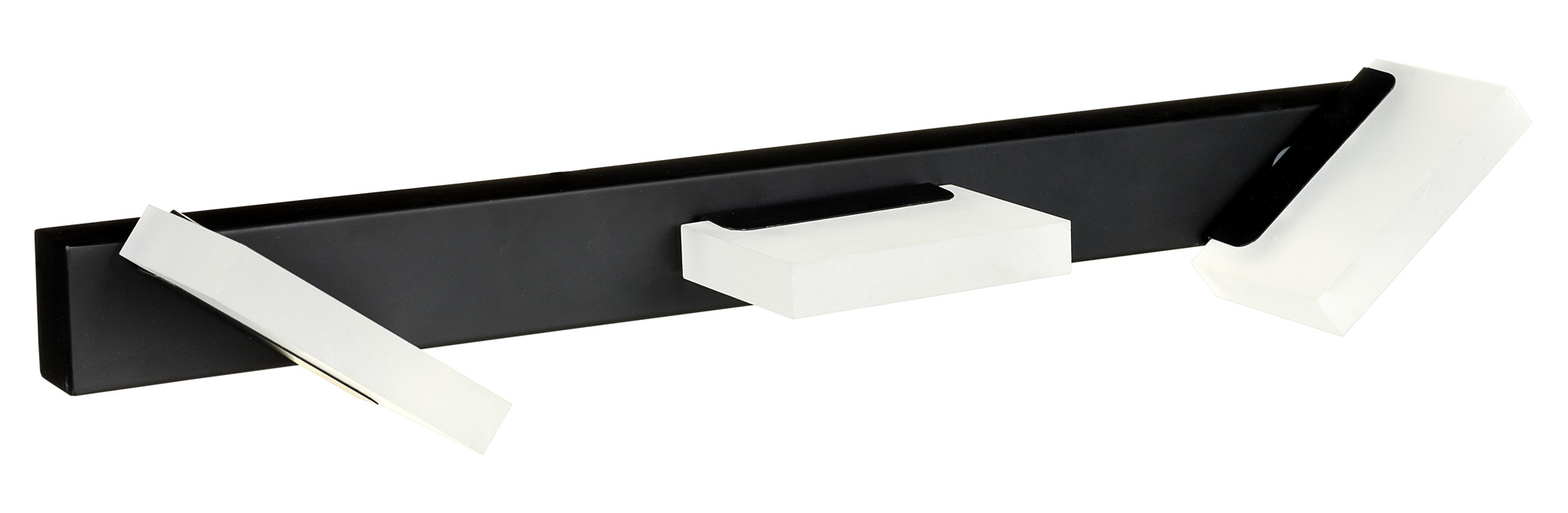 Kinkiet dekoracyjny LED AJE-ICARO 2 BLACK IP44